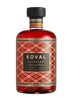 Koval Cranberry Gin Liqueur (0,5 l, 30%)