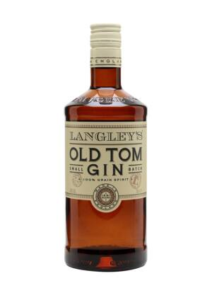 Gin Langley's Old Tom (0,7 l, 47%)