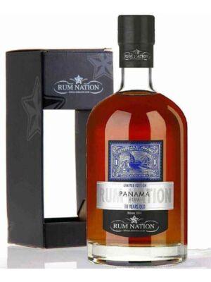 Rum Nation Panama 18 éves (0,7 l, 40%)