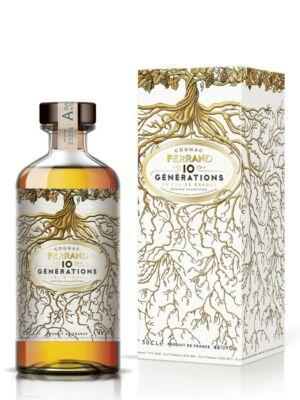 Cognac Ferrand 10th Generation (0,5 l, 46%)
