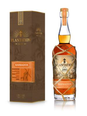 Rum Plantation Barbados Old Reserve 2005 (0,7 l, 42,8%)