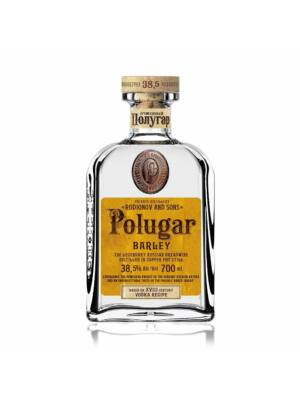 Vodka Polugar Barley (0,7 l, 38,5%)