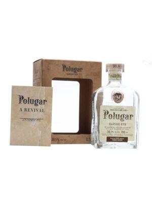 Vodka Polugar Classic Rye (0,7 l, 38,5%)
