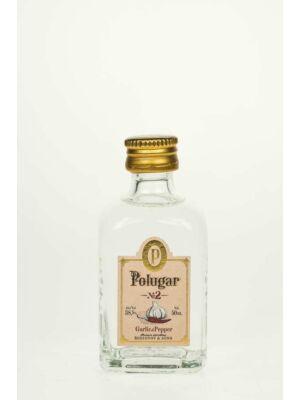 Vodka Polugar N.2 - Garlic & Pepper mini (0,05 l, 38,5%)