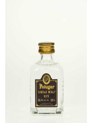 Vodka Polugar Single Malt Rye mini (0,05 l, 38,5%)