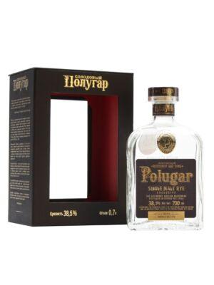 Vodka Polugar Single Malt Rye (0,7 l, 38,5%)