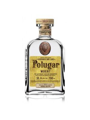 Vodka Polugar Wheat (0,7 l, 38,5%)