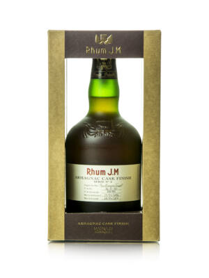 Rum JM Armagnac Finish Batch 2  (0,5 l, 40,8%)