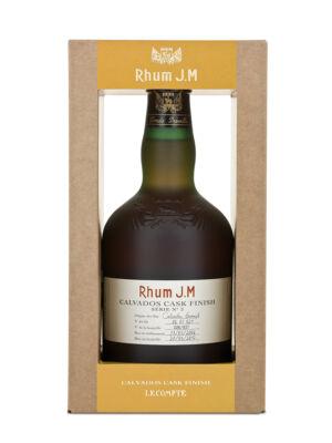 Rum JM Calvados Finish Batch 2. (0,5 l, 41,4%)
