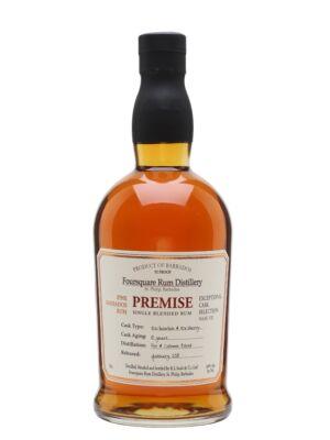 Rum Foursquare 10 Premise