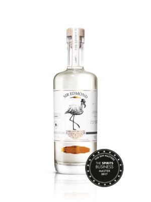 Gin Sir Edmond Vanilla (0,7 l, 40%)
