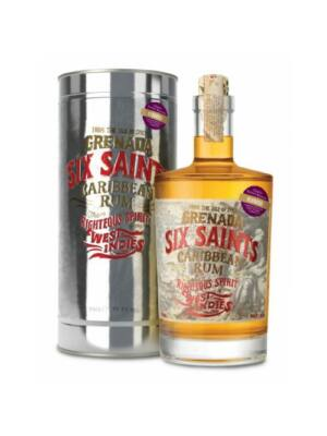 Rum Six Saints Oloroso (0,7 l, 41,7%)
