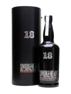 Smokehead 18 éves (0,7 l, 46%)