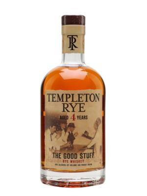 Templeton Rye 4 éves (0,7 l, 40%)