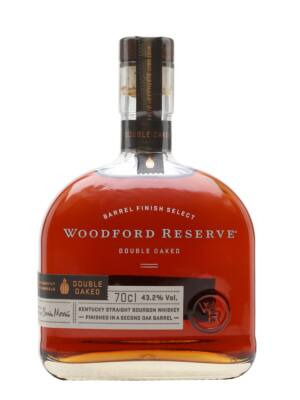 Woodford Reserve Double Oaked (0,7 l, 43,2%)