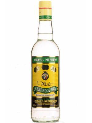 Rum Wray & Nephew Overproof (0,7 l, 63%)
