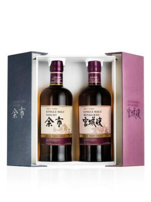 Yoichi & Miyagikio Rum Cask Finish (1,4 l, 46%)