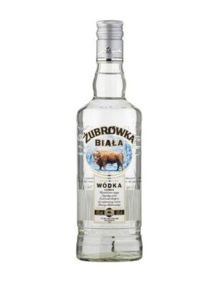 Vodka Zubrowka Biala (1 l, 40%)