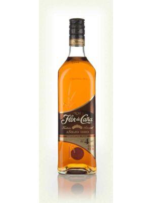 Rum Flor de Cana 4 év (0,7 l, 40%)