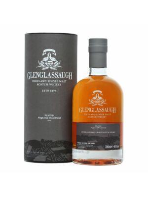 Glenglassaugh Peated Virgin Oak Wood Finish (0,7 l, 46%)