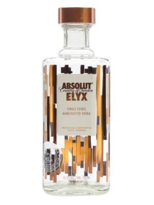 Vodka Absolut Elyx (0,7 l 42,3%)