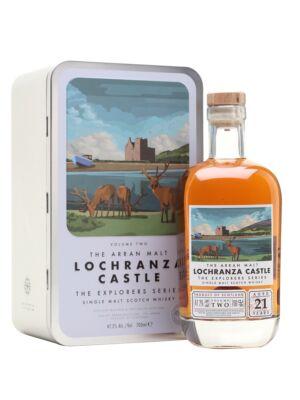 Arran Explorer's Series - Lochranza Castle
