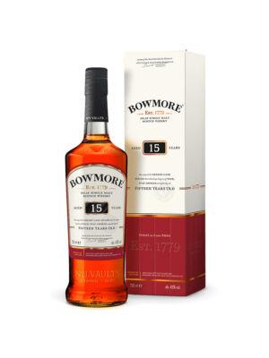 Bowmore Darkest 15 éves