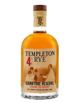 Templeton Rye 4 éves
