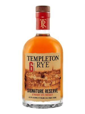 Templeton Rye 6 éves