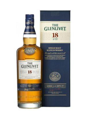 The Glenlivet 18 éves