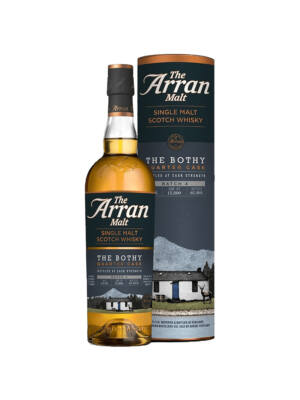 Arran Quarter Cask - The Bothy Batch 4.