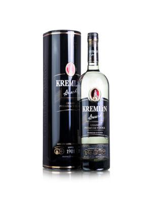 Vodka Kremlin Award Grand Premium fémdobozban
