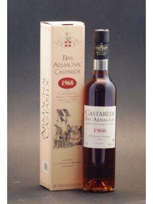 Armagnac Castaréde 1968 (0,5 l, 40%)