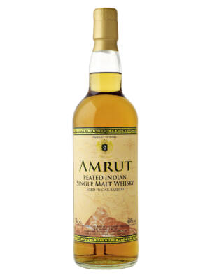 Amrut Indian Peated Malt Whisky (0,7 l, 46%)