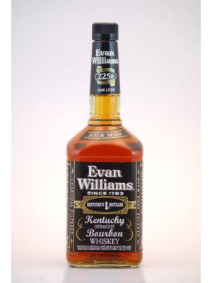 Evan Williams (1,0 l, 43%)