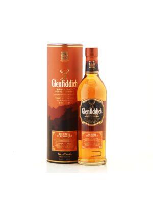 Glenfiddich 14 éves Rich Oak (0,7 l, 40%)