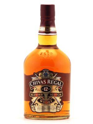 Chivas Regal 12 éves (1,0 l, 40%)