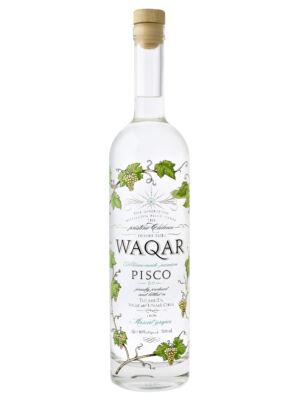 Pisco Waqar (0,7 l, 40%)