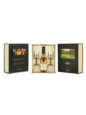 Calvados Christian Drouin Reserve ajándékcsomag (0,35 l, 40%)