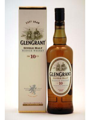 Glen Grant 10 éves (0,7 l, 40%)