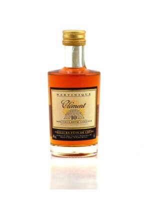 Rum Clement 10 éves Mini (0,05 l, 42%)
