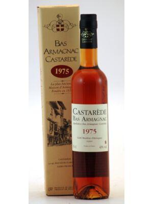 Armagnac Castaréde 1975 (0,5 l, 40%)