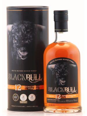 Black Bull 12 éves (0,7 l, 50%)