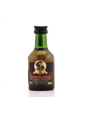 Bunnahabhain 12 éves Mini (0,05 l, 46,3%)
