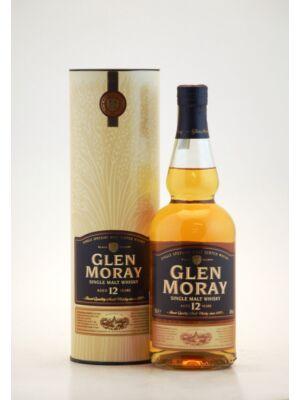 Glen Moray 12 éves (0,7 l, 40%)