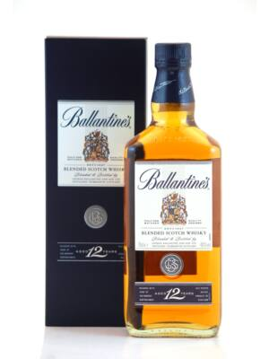 Ballantine's 12 éves Pdd (0,7 l, 40%)