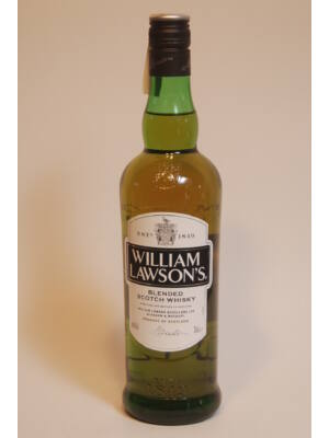 William Lawson's (0,7 l, 40%)