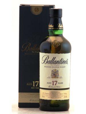 Ballantine's 17 éves (0,7 l, 40%)