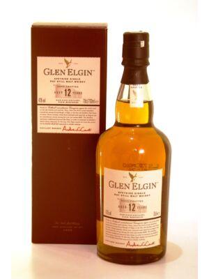 Glen Elgin 12 éves Hidden Malt (0,7 l, 43%)