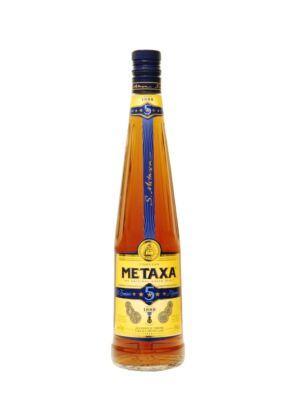Metaxa 5 Star (0,7 l, 38%)